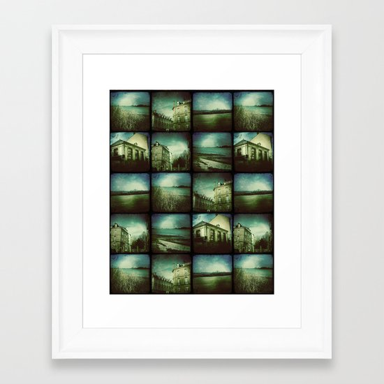 Brittany, France  Framed Art Print