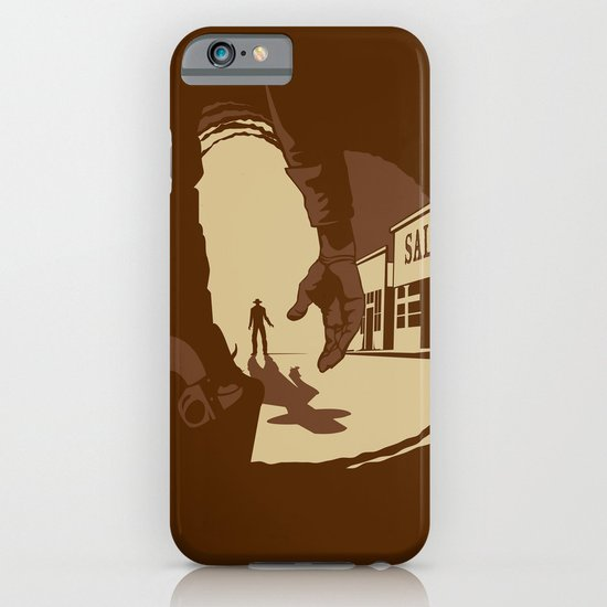 Showdown iPhone & iPod Case