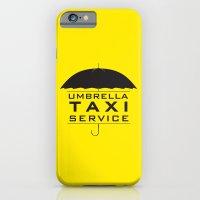 umbrella taxi service iPhone 6 Slim Case