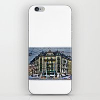 Geneva -  Switzerland iPhone & iPod Skin