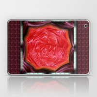 Abstract Rose Laptop & iPad Skin