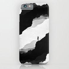 White Isolation iPhone 6 Slim Case
