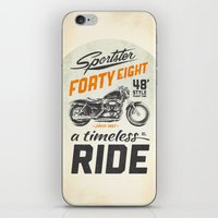 Forty Eight iPhone & iPod Skin