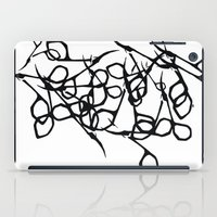 Scissors iPad Case