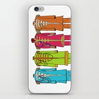 Sargent Peppers iPhone & iPod Skin