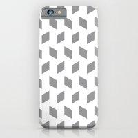 rhombus bomb in alloy iPhone 6 Slim Case