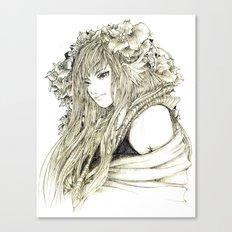 Kimir- Ra Canvas Print