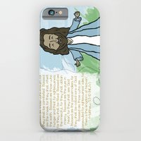 iPhone & iPod Case featuring Beatitudes by NC Stewart