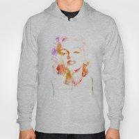 Marilyn Monroe Watercolo… Hoody
