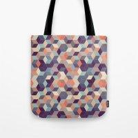 Lavender Garden Tote Bag