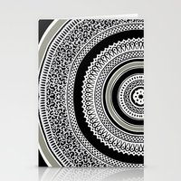 Mandala Tribe Stationery Cards