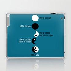 Yin Yang Laptop & iPad Skin