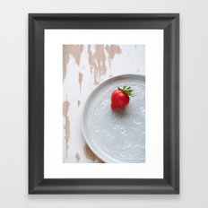 Just One Framed Art Print