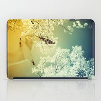 Connections. iPad Case