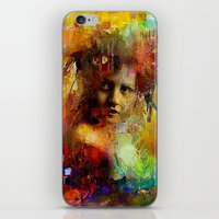 First time you looked at me iPhone & iPod Skin