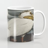Tom Feiler Pelican Mug