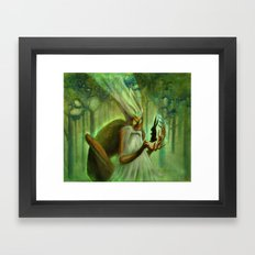 Treeman Framed Art Print