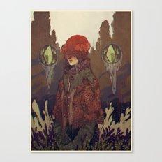 Hidden Gems  Canvas Print