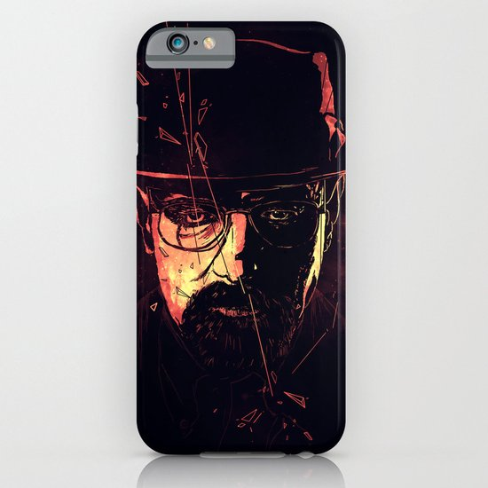 Mr. White iPhone & iPod Case