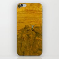The Lord Of The Mountain… iPhone & iPod Skin