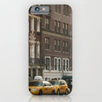 iPhone & iPod Case featuring West 86th Street by kiittts