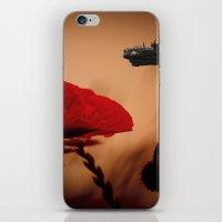 Avro Lancaster Memorial iPhone & iPod Skin