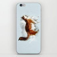 Ode To My Cat iPhone & iPod Skin
