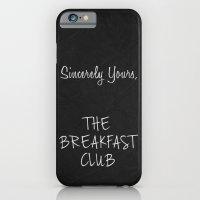 Breakfast Club Poster 01 iPhone 6 Slim Case