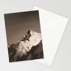 Mountain Painting Stationery Cards