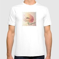 Inspired By The Light --… Mens Fitted Tee White SMALL