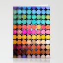 Any Color You Like Stationery Cards