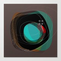 the abstract dream 8 Canvas Print
