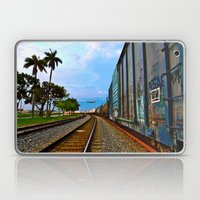 Planes, Trains, but no Automoblies Laptop & iPad Skin