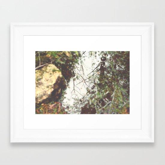 Go beyond Framed Art Print