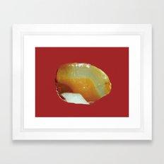 Agate 1 Framed Art Print