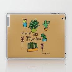 Plant Love. Laptop & iPad Skin