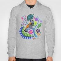 Bird Botanical Hoody