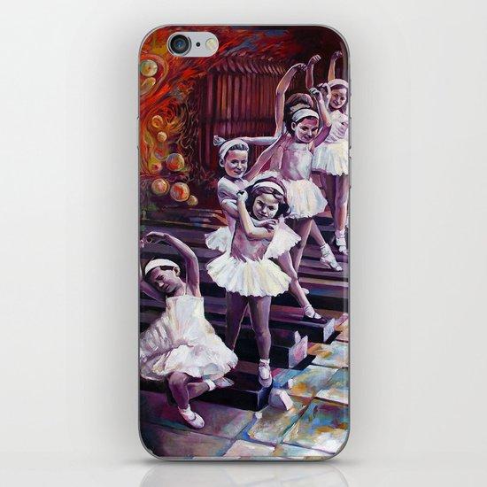 Satie iPhone & iPod Skin