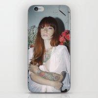 Hattie Floral iPhone & iPod Skin
