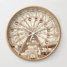 Ever Wonder Wall Clock