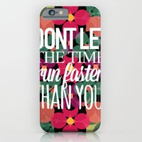 FLOWER TIME iPhone 6 Slim Case