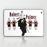 Robert Hearts of Palmer Laptop & iPad Skin