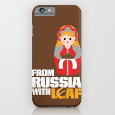 from Russia with loaf iPhone 6 Slim Case