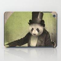 Proper Panda iPad Case