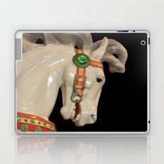 Carousel Horse Laptop & iPad Skin