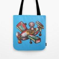 Aeroplane Tote Bag