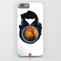 iPhone & iPod Case featuring Metroid Prime by Ian Wilding