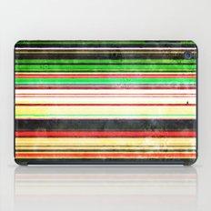 Vintage Stripes iPad Case