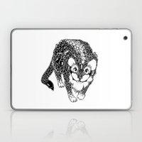 Black Cheetah Laptop & iPad Skin