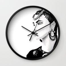 Étnica Wall Clock